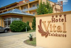Hotel Vital  - nyugdíjas akció